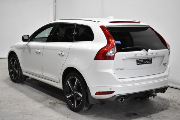 2016 Volvo XC60 (No Series) MY16 D5 R-Design Suv