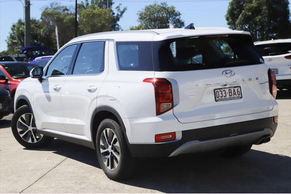 2021 Hyundai Palisade LX2.V1 Palisade Wagon Image 3