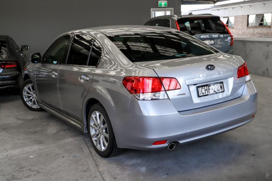 2012 Subaru Liberty Premium