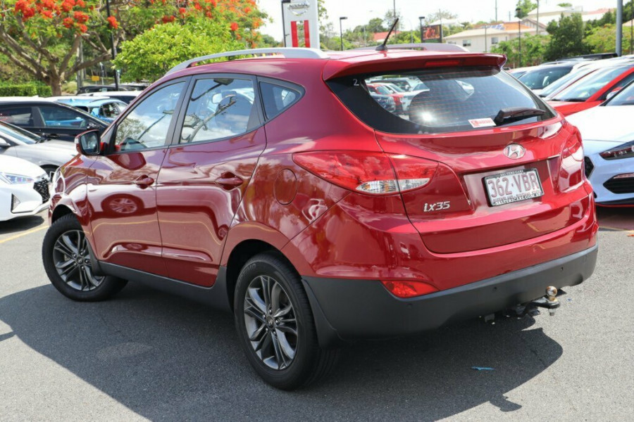 2014 Hyundai ix35 LM3 MY14 Active Wagon