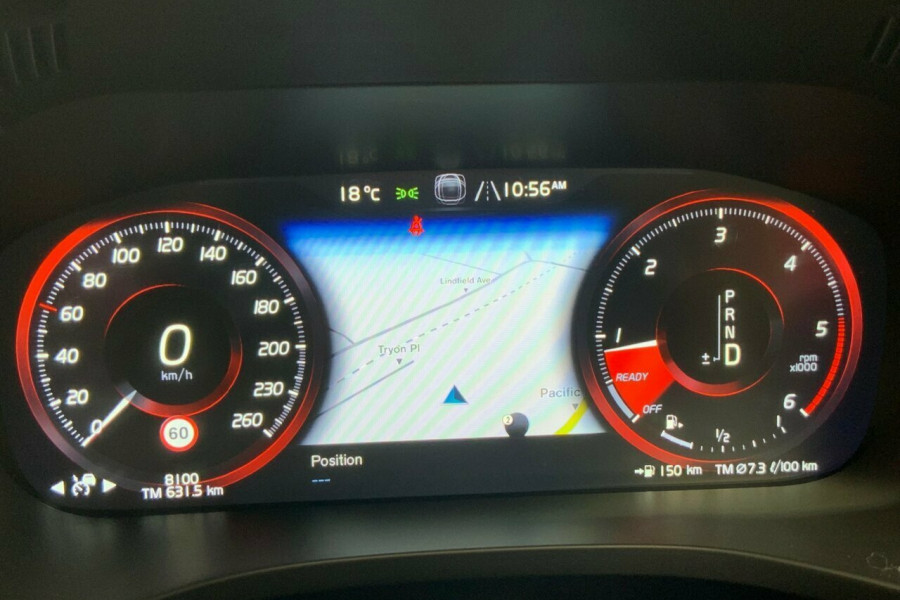 2018 MY19 Volvo XC60 UZ D4 Inscription (AWD) Suv Mobile Image 17