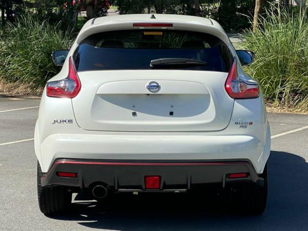 2018 Nissan Juke F15 MY18 Nismo RS (AWD) Suv Image 5