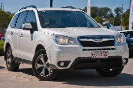 Subaru Forester 2.5I Luxury Limited Edition MY14