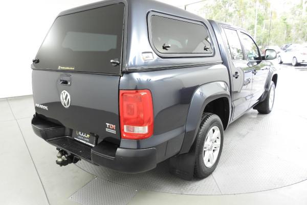 2014 Volkswagen Amarok 2H MY14 TDI420 Utility Image 4
