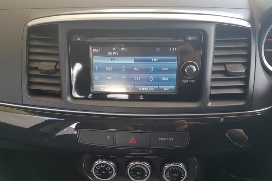 2012 MY13 Mitsubishi Lancer CJ  LX Sedan