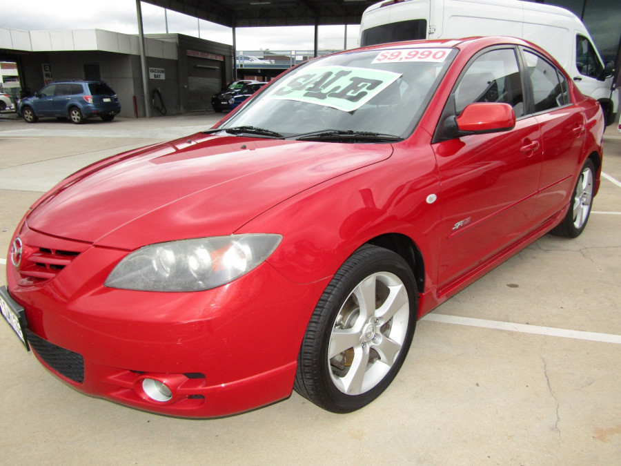 2006 Mazda 3 BK1031 SP23 Sedan Image 8