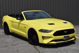 Ford Mustang GT FN