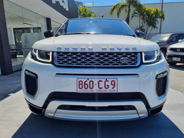 2016 Land Rover Range Rover Evoque L538 MY16.5 TD4 180 Autobiography Suv Image 9