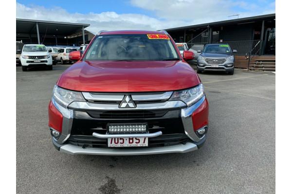 2018 MY18.5 Mitsubishi Outlander ZL MY18.5 LS 2WD Suv Image 2