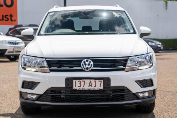 2018 Volkswagen Tiguan 5N  110TSI Comfrtline Suv Image 4