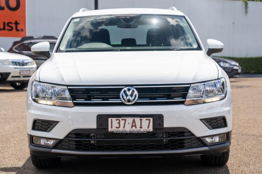 2018 Volkswagen Tiguan 5N  110TSI Comfrtline Suv