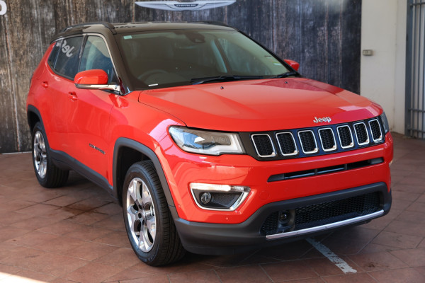 2020 Jeep Compass M6 Limited Suv