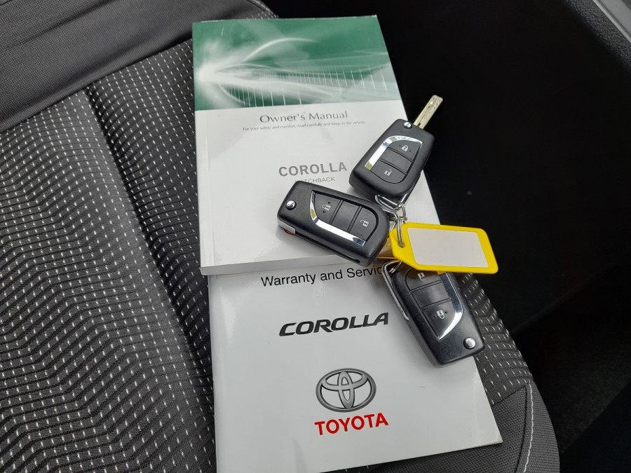 2015 Toyota Corolla ZRE182R Ascent Sport Hatch Image 23