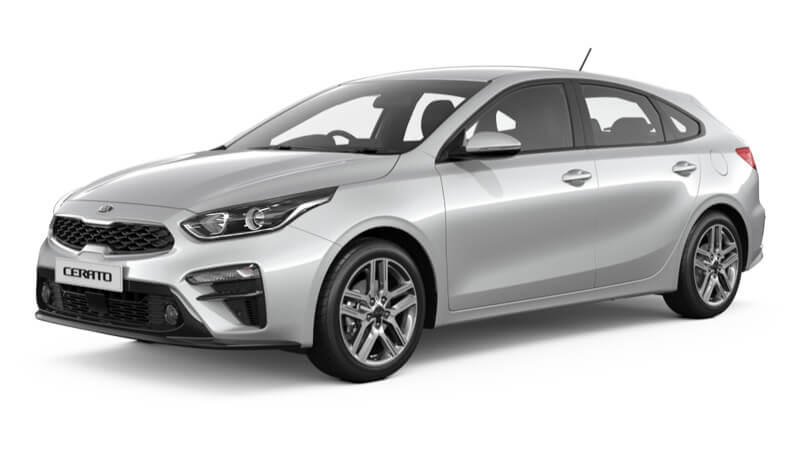 2018 MY19 Kia Cerato Hatch BD Sport Hatchback
