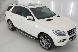 Mercedes-Benz M Class BlueTEC W166