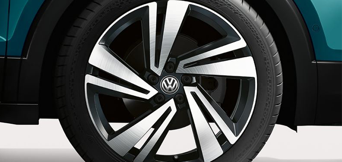 Nevada Alloy Wheel