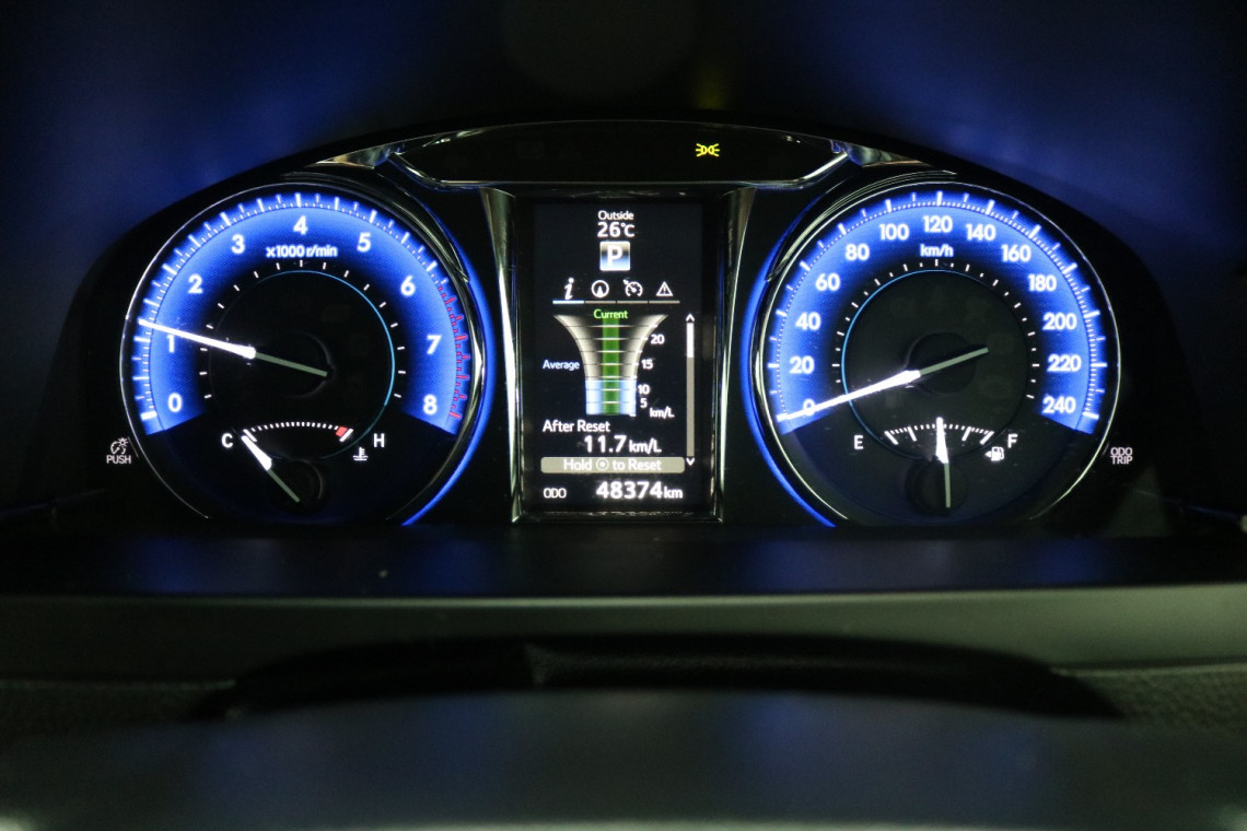 2017 Toyota Camry ASV50R ATARA S Sedan Image 11