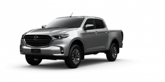 2020 MY21 Mazda BT-50 TF XT 4x4 Pickup Utility crew cab image 2