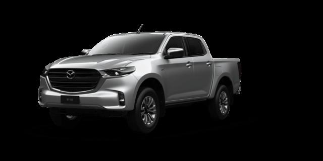 2020 MY21 Mazda BT-50 TF XT 4x4 Pickup Utility crew cab Mobile Image 2