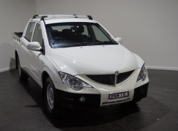 Ssangyong Actyon Sports Sports 100 Series Turb