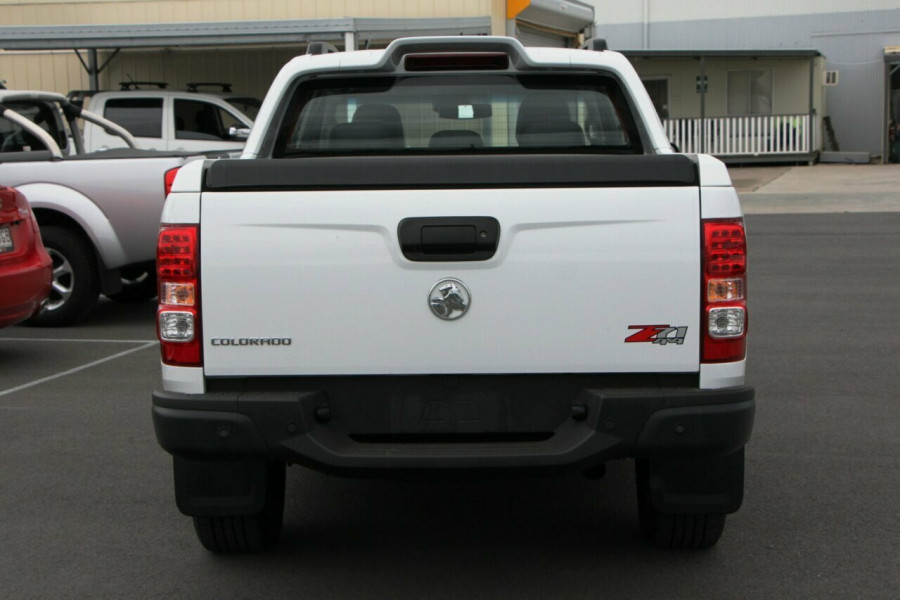 2018 Holden Colorado RG MY18 Z71 Pickup Crew Cab Utility