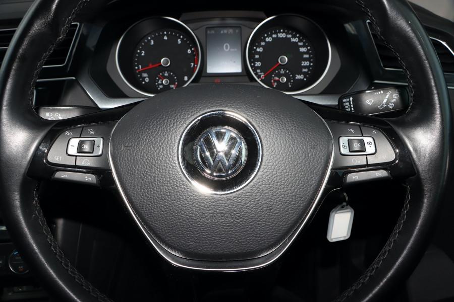 2016 MY17 Volkswagen Tiguan 5N  132TSI Comfrtline Suv Image 11