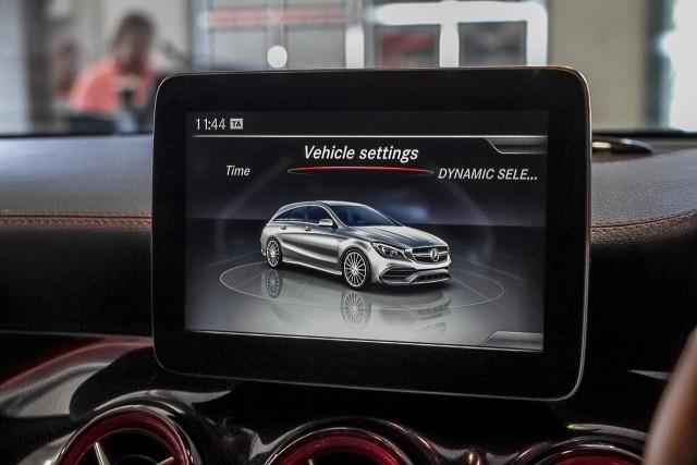 2016 Mercedes-Benz Cla-class X117 CLA45 AMG Wagon Image 13