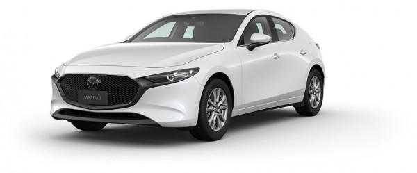 2020 Mazda 3 BP G20 Pure Hatch Hatchback