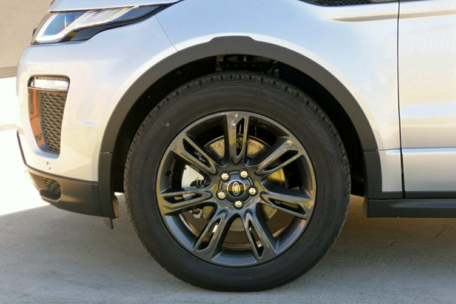 2018 MY19 Land Rover Range Rover Evoque L538 MY19 TD4 Suv Mobile Image 9