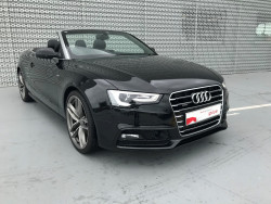 2016 MY17 Audi A5 8T MY17 S line plus Cabriolet