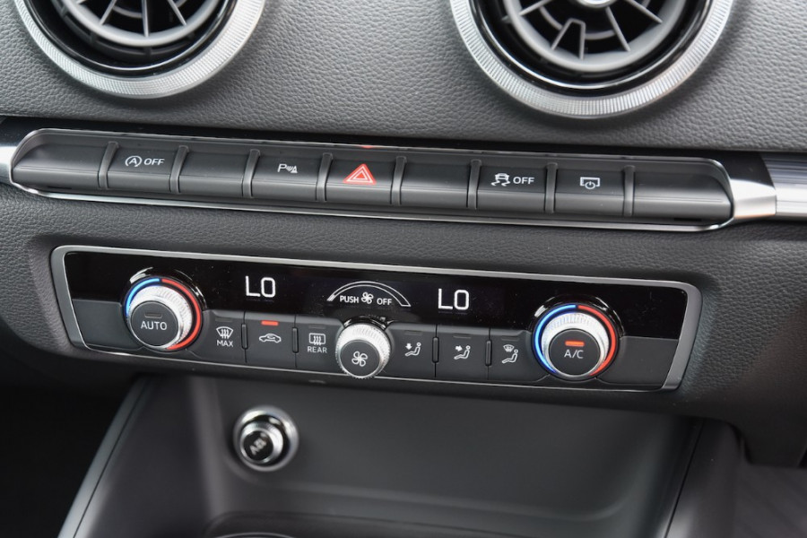 2019 MY20 Audi A3 35 S-line Plus Ed 1.4L TFSI 110kW Sedan Image 14