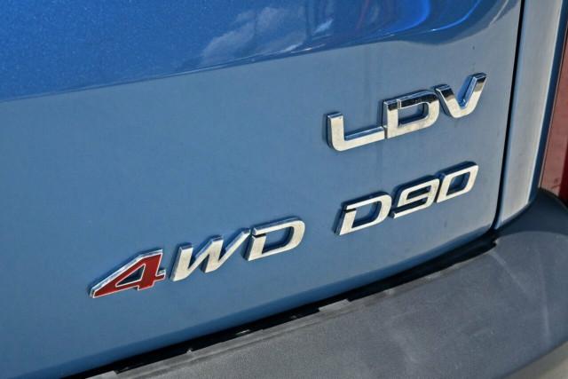 2019 LDV D90 Executive 2WD