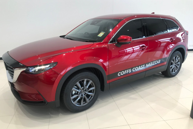 2019 Mazda CX-9 TC Touring Suv