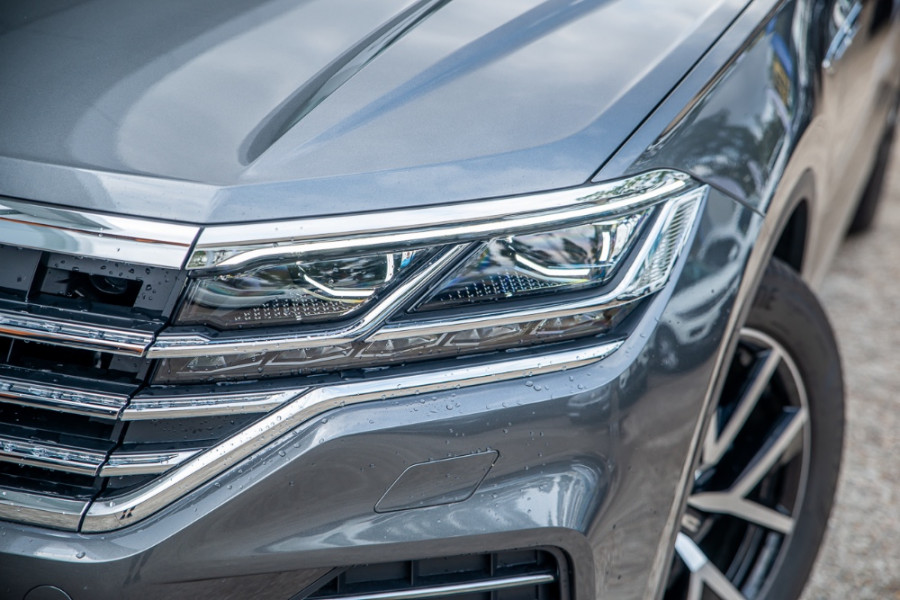 2019 MY19.5 Volkswagen Touareg CR Launch Edition Suv