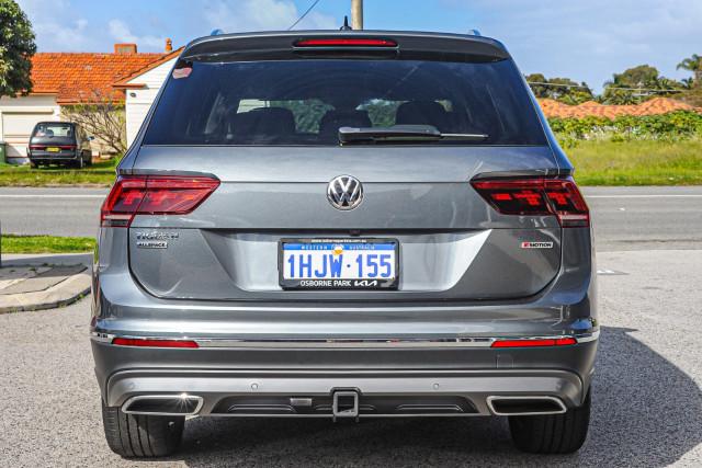 2018 Volkswagen Tiguan 162TSI Highline - Allspace