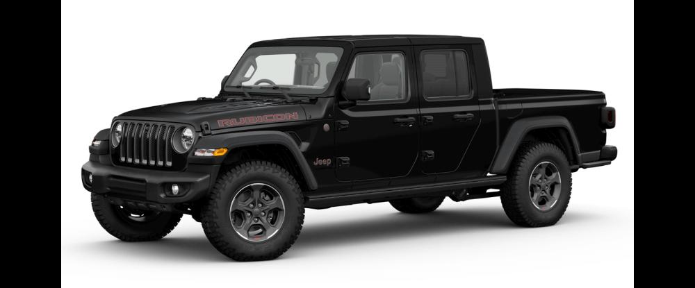 2021 Jeep Gladiator JT Rubicon Utility - dual cab