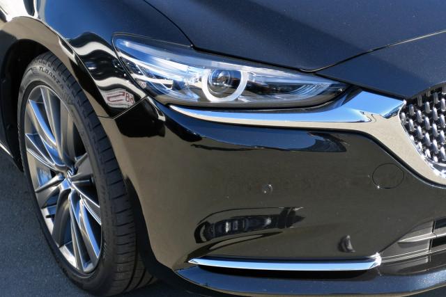 2018 Mazda 6 GL Series Atenza Sedan Sedan Image 3