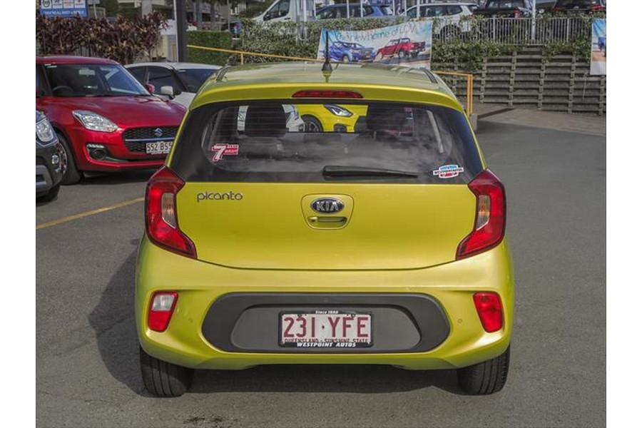 2018 Kia Picanto JA MY18 S Hatchback