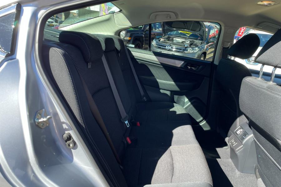 2019 Subaru Liberty 6GEN 2.5i Sedan Image 20