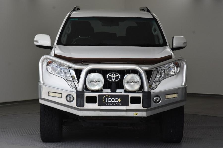 2015 MY14 Toyota Landcruiser Prado GDJ150R GXL Suv