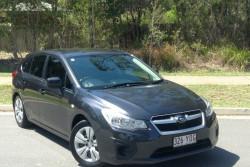 Subaru Impreza 2.0I (AWD) MY13
