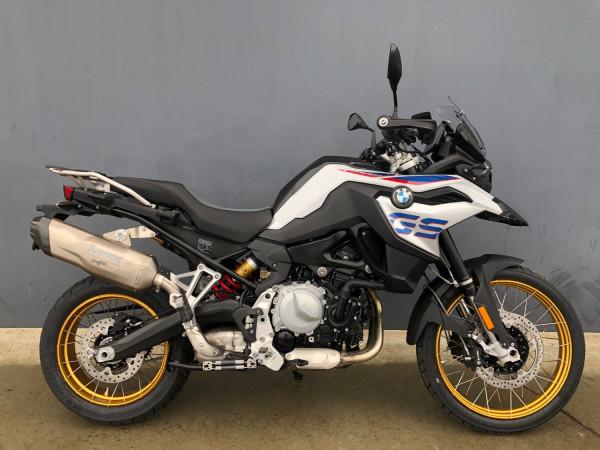 2019 BMW F850GS RallyE RallyE Motorcycle
