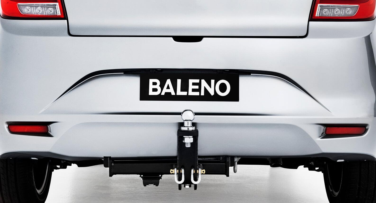 Baleno - Tow Bar Kit