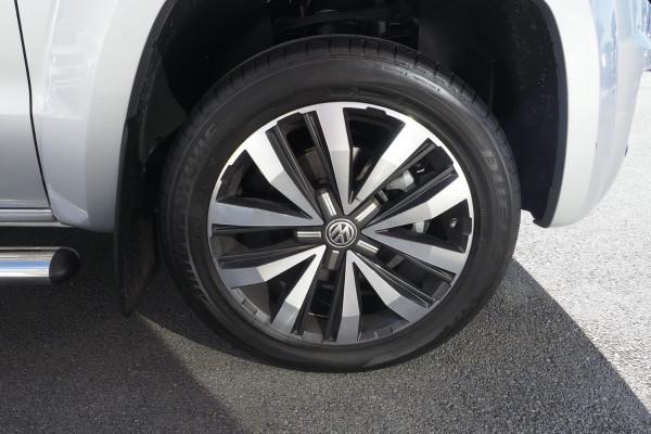 2019 Volkswagen Amarok 2H MY19 TDI580 Utility Image 3