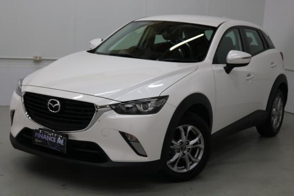 2018 Mazda CX-3 DK4W7A MAXX Suv