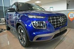 Hyundai Venue Elite QX.V3 MY21