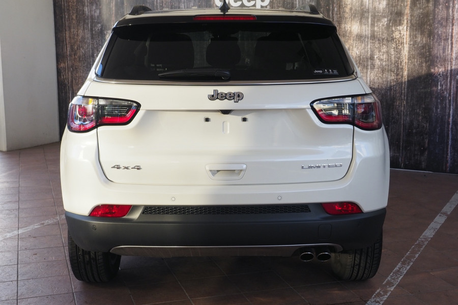 2020 Jeep Compass M6 Limited Suv Image 25