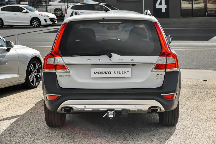 2016 Volvo Xc70 (No Series) MY16 D5 Luxury Wagon