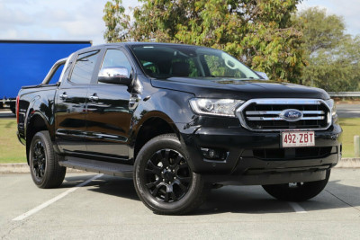 2019 MY20.25 Ford Ranger PX MkIII 2020.25MY XLT Double cab pick up