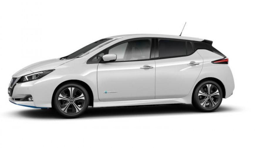 2021 Nissan LEAF ZE1 E Plus Hatchback Image 33
